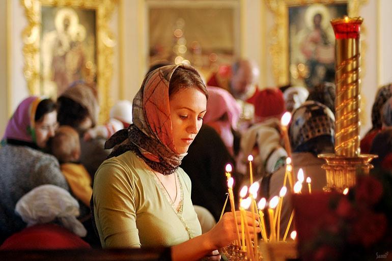 Russian orthodox women